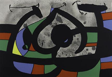 Joan Miró, Untitled (Print #4)