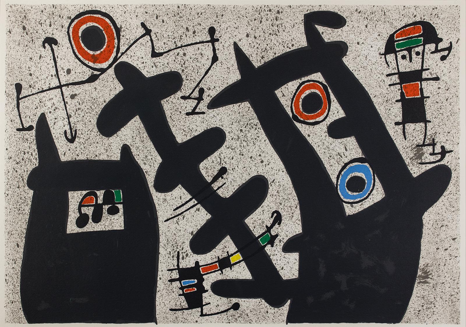 Joan Miró, Untitled (Print #3)