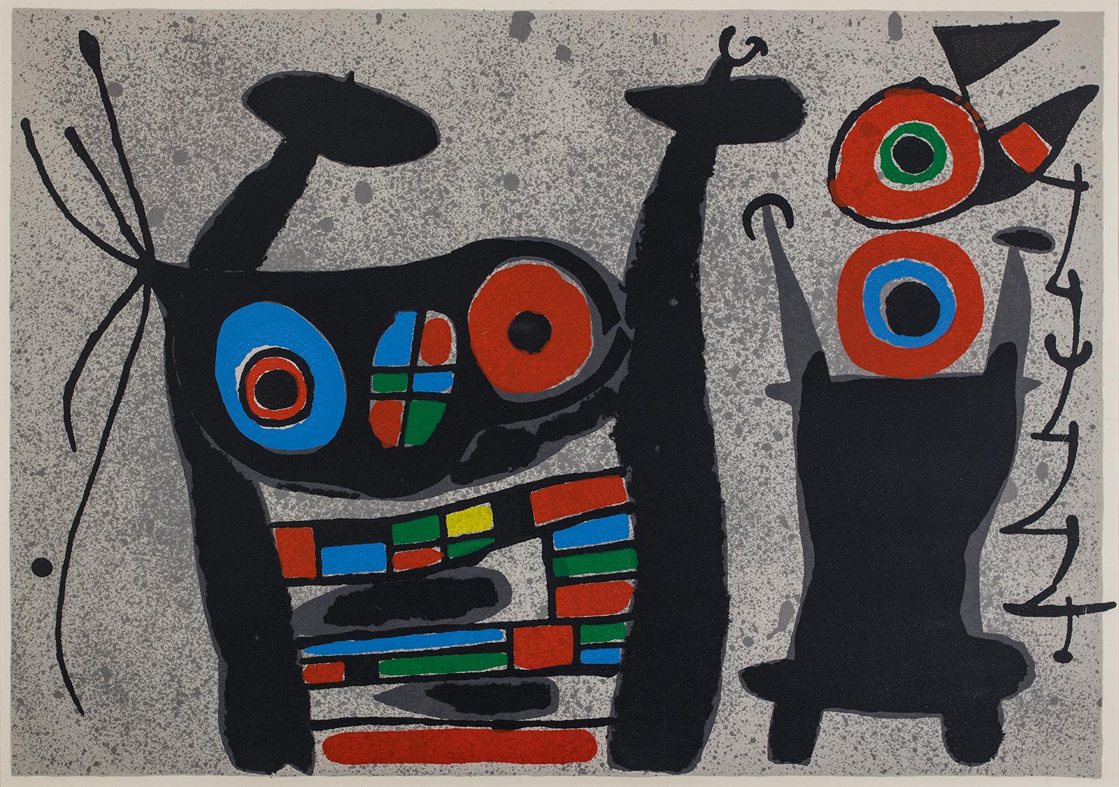 Joan Miró, Untitled (Print #5)