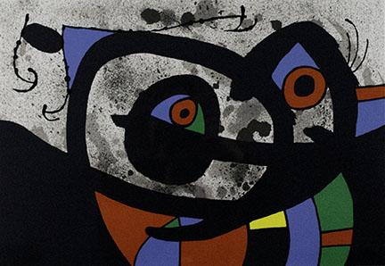 Joan Miró, Untitled (Print #6)
