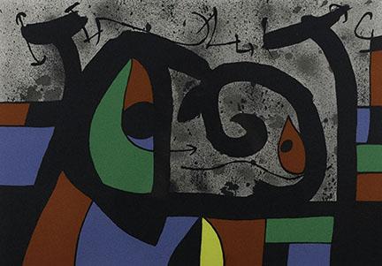 Joan Miró, Untitled (Print #8)