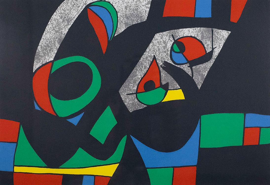 Joan Miró, Untitled (Print #11)