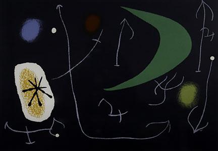 Joan Miró, Untitled (Print #12)