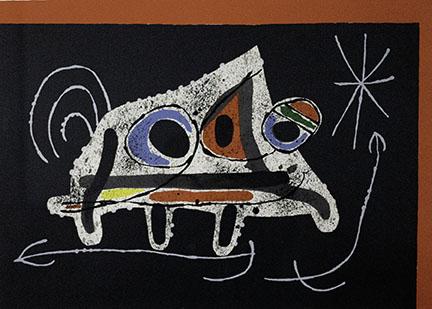 Joan Miró, Untitled (Print #13)