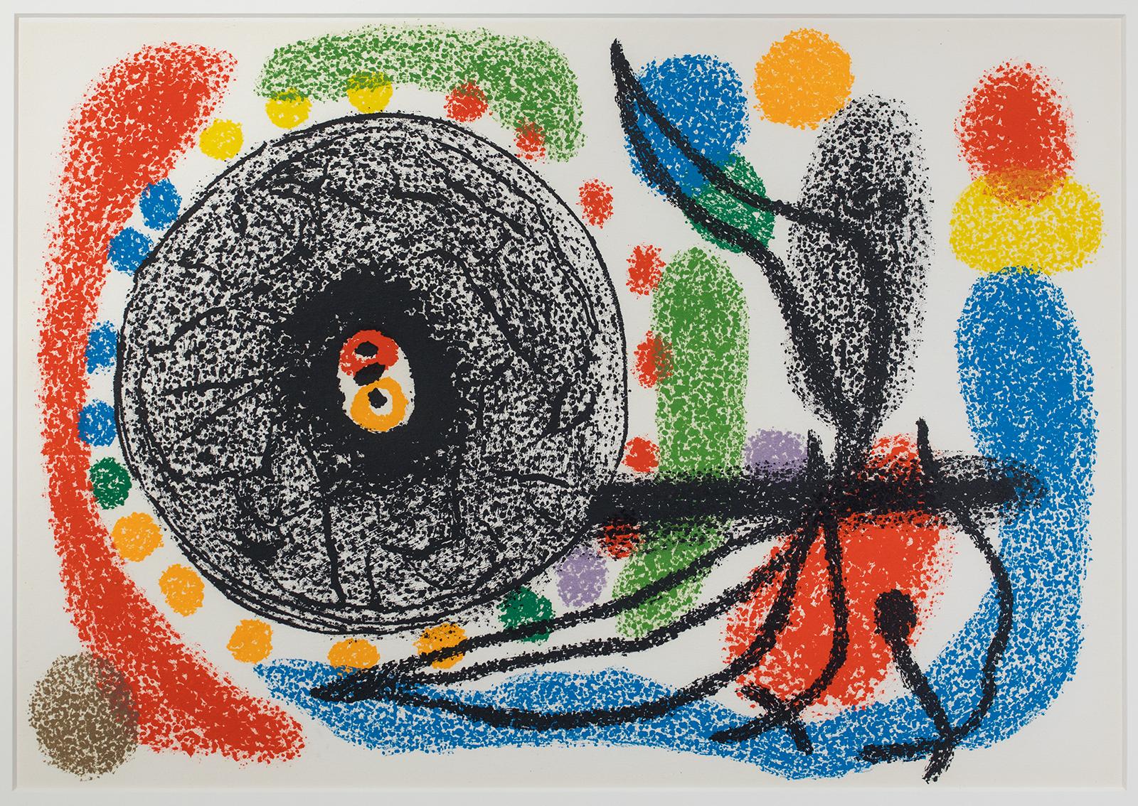 Joan Miró, Untitled (Print #10)