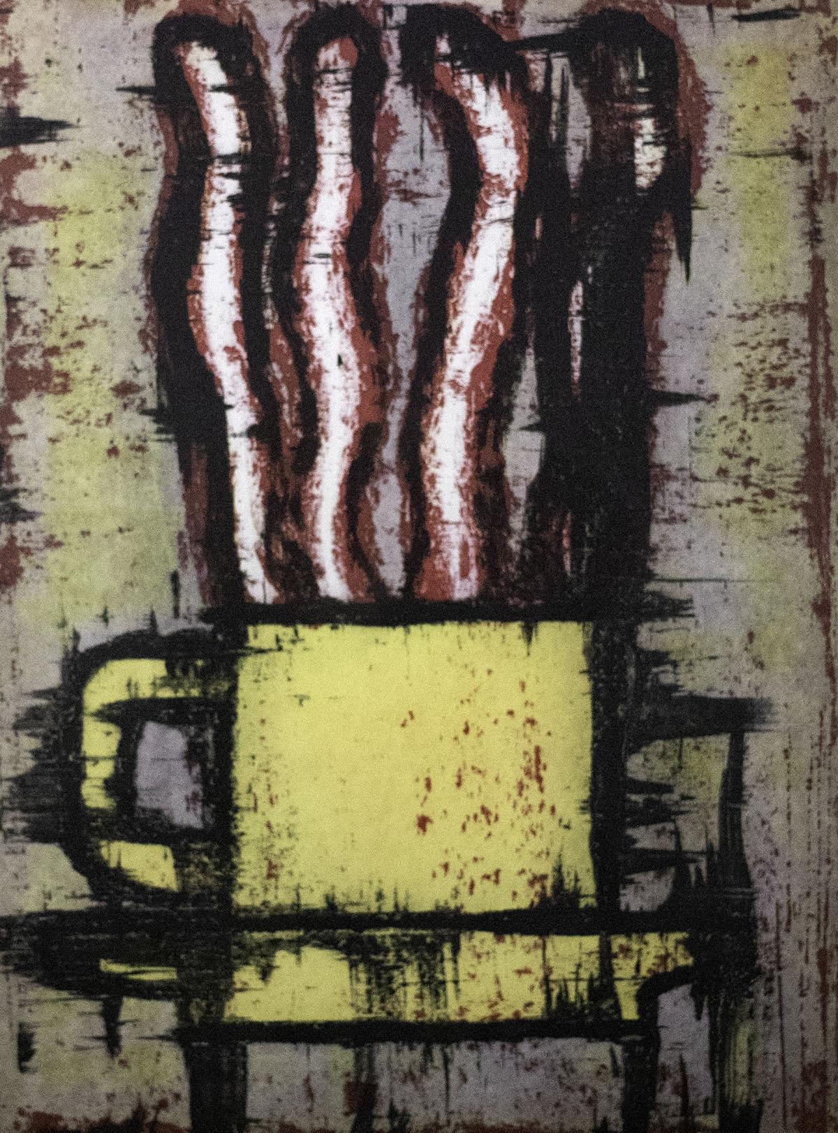 Aaron Fink, Coffee Cup, 1986