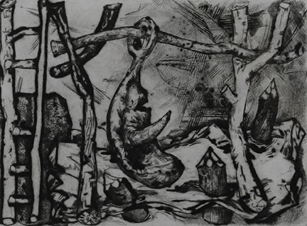 Charles Hewitt, Illuminations IV, 1992