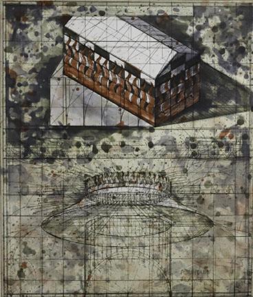 Robert Cumming, Burning Box, 1991