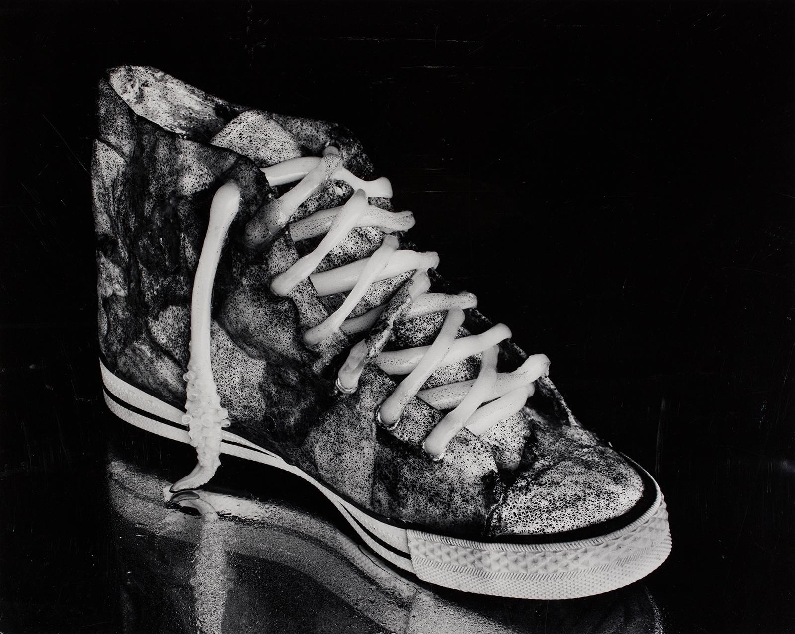Michiko Kon, Cuttlefish and Sneaker, 1989