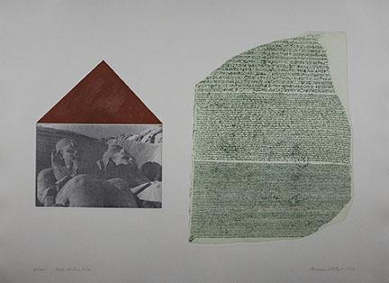 Adrianne Wortzel, Gift of the Nile, 1993