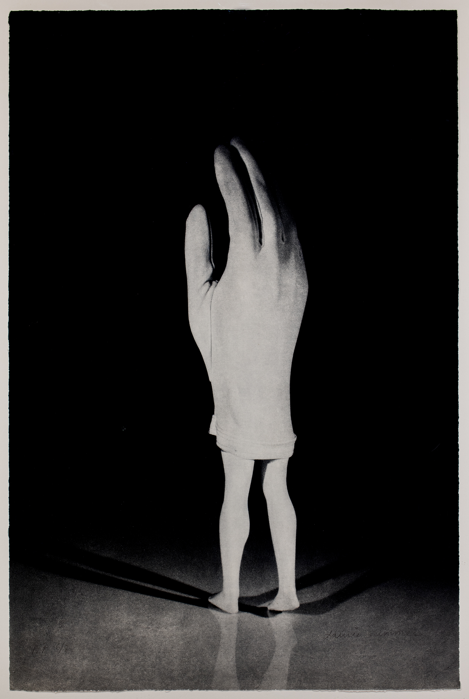 Laurie Simmons, Walking Glove, 1996