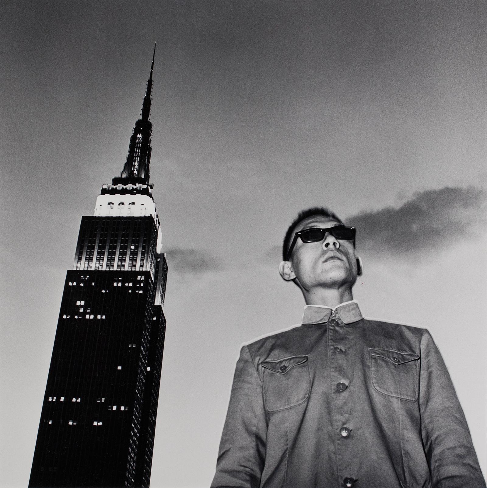 Kwong Chi Tseng, New York, New York, 1979