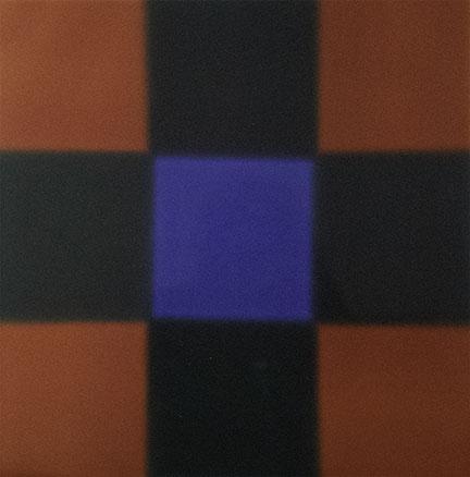 James Stroud, Blue One/Group B/Qr-Pb-Hyl, 1998