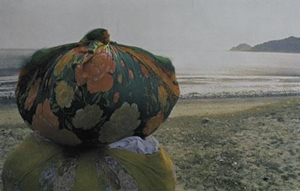 Kimsooja , Bottari (Video Still), 1995