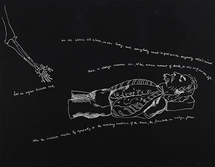 Orshi Drozdik, Untitled (#2), 1985