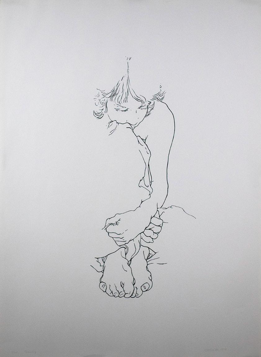Eleanor Creekmore Dickinson, Rosemary, 1973