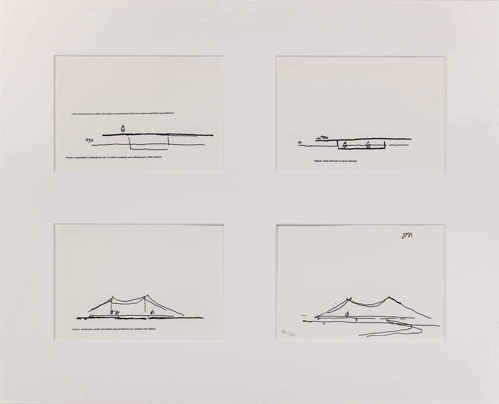 Oscar Niemeyer, Serpentine Gallery Pavilion, 2003