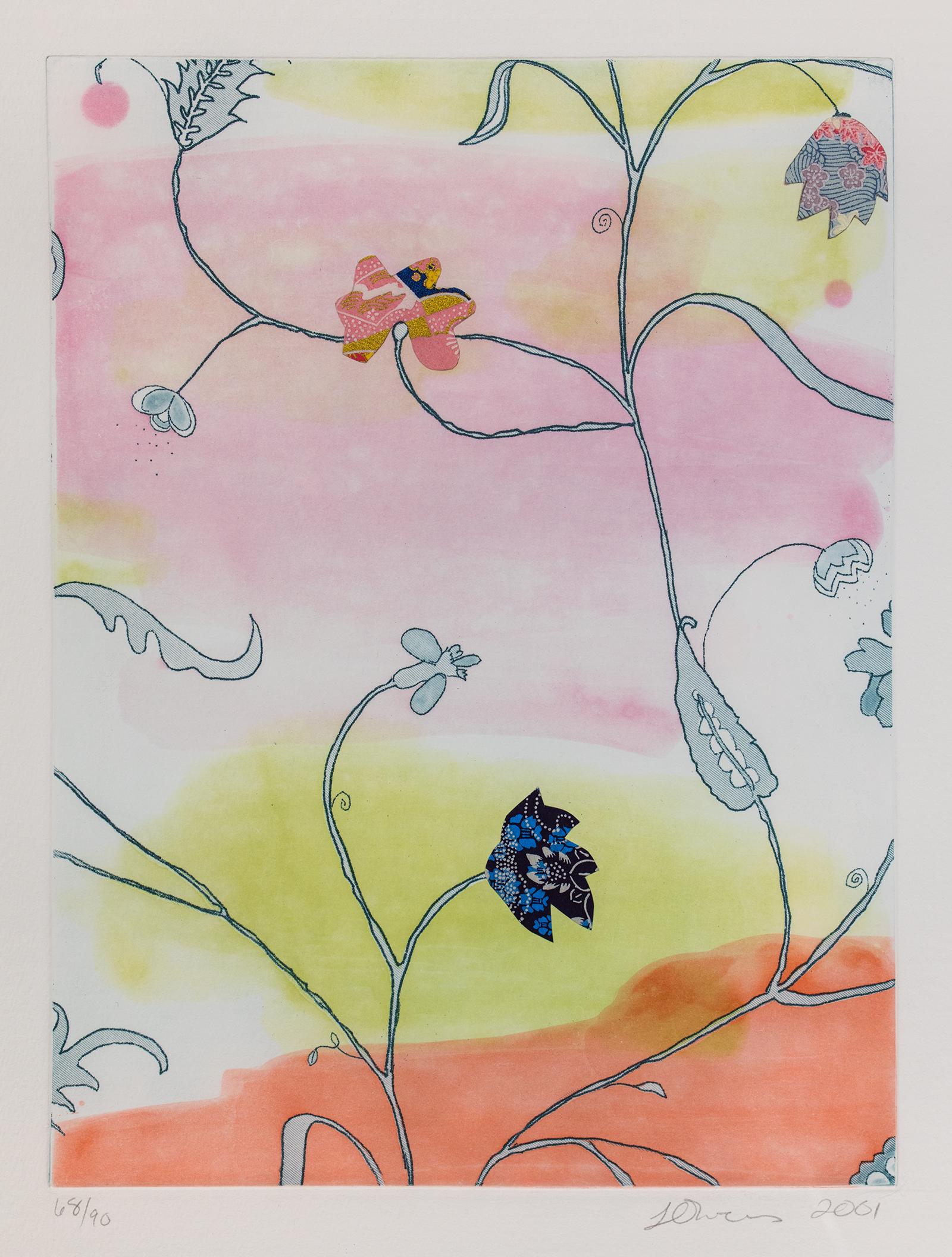 Laura Owens, Untitled, 2001