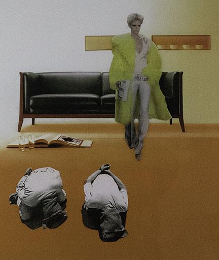 Martha Rosler, Hooded Captives, 2004-2005