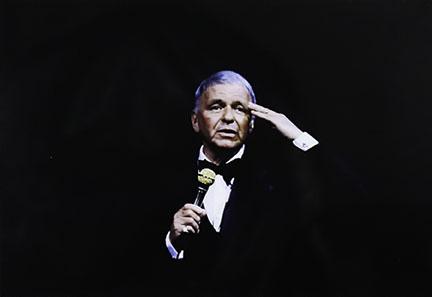 Charles Giuliano, Frank Sinatra, printed 2007