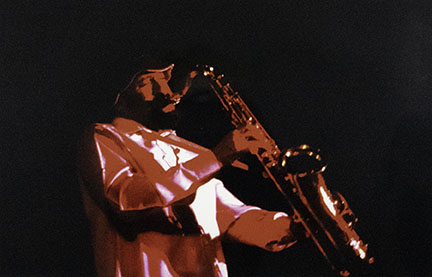 Charles Giuliano, Sonny Rollins, printed 2007