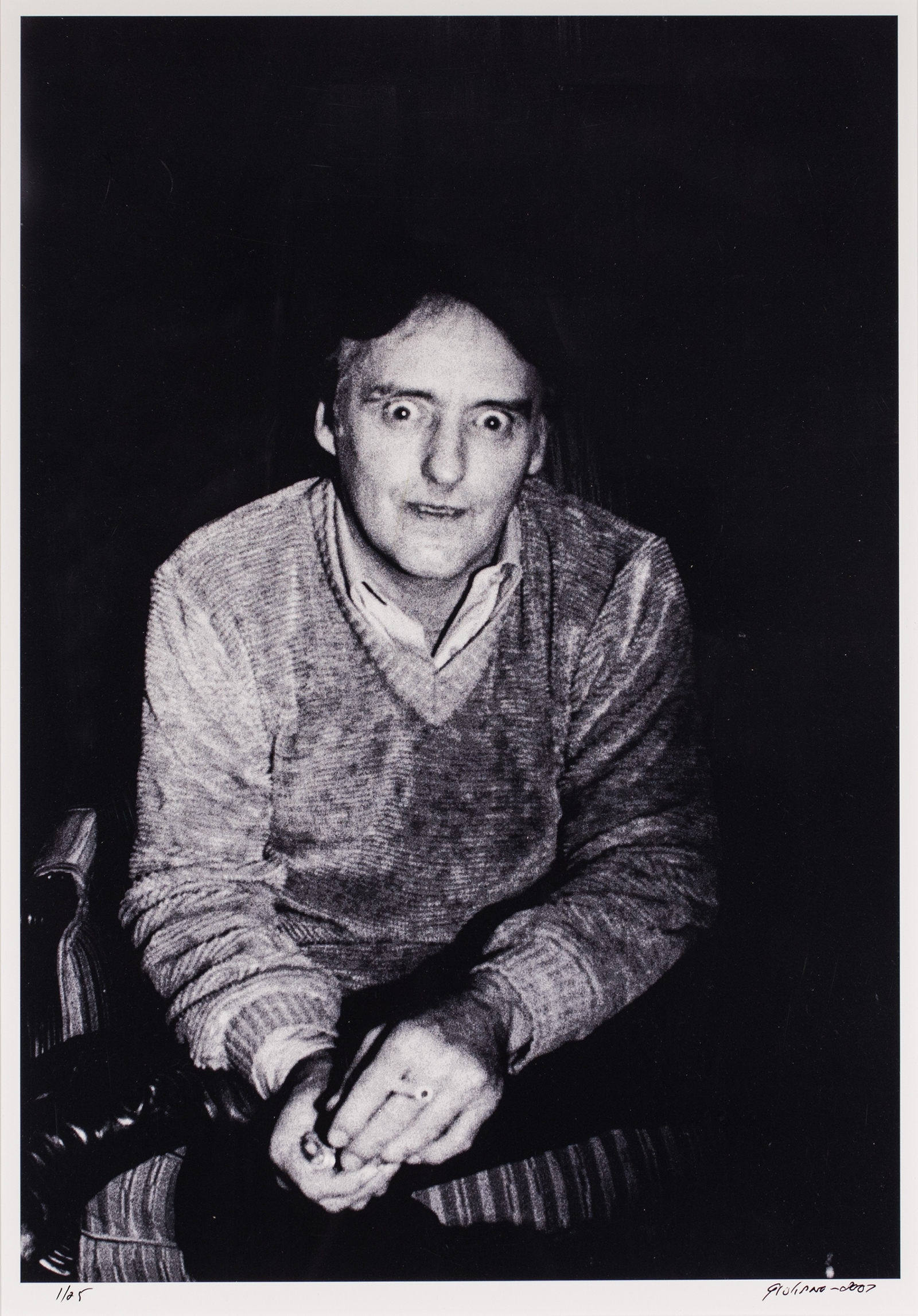 Charles Giuliano, Dennis Hopper, printed 2007