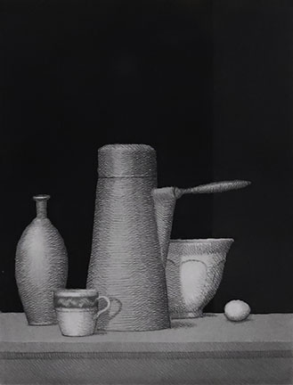 William Bailey, Borgo, 2005
