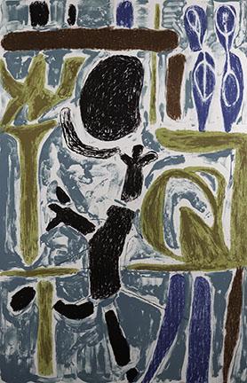 Will Barnet, Celebration, 2005