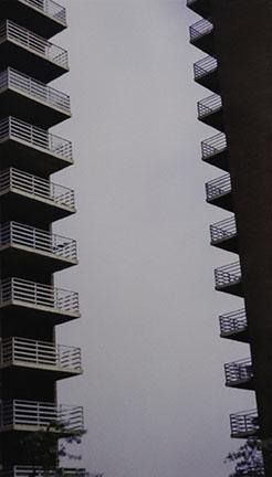 Dan Graham, Two Housing Projects, N.Y., N.Y., 1966
