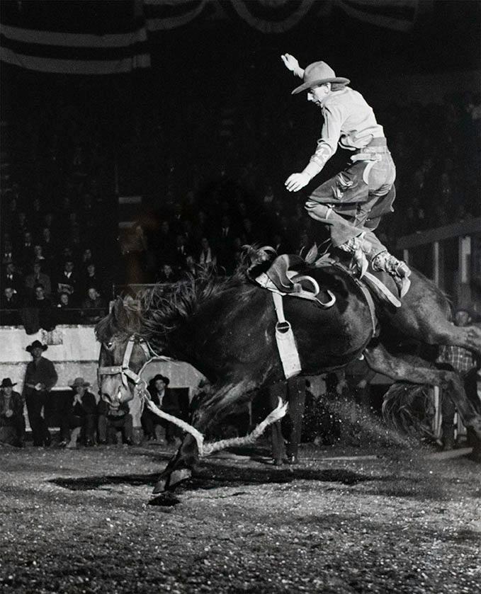 Harold Eugene Edgerton, Rodeo, 1940