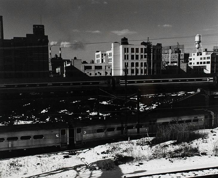 Peter Campus, Steinway Avenue, 1981