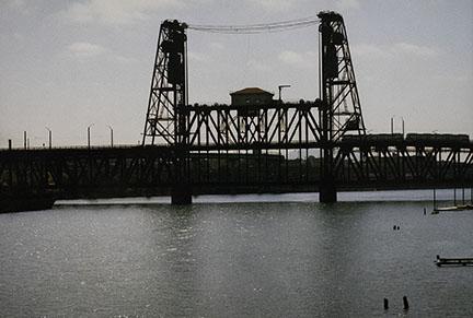 Jennifer Bornstein, Steel Bridge, Portland, Oregon, 2008