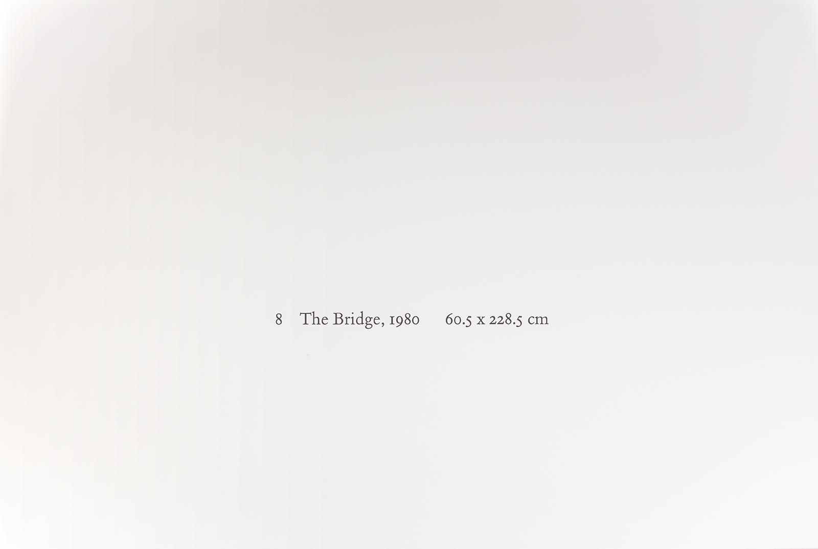 Tim Lee, The Bridge, 2008