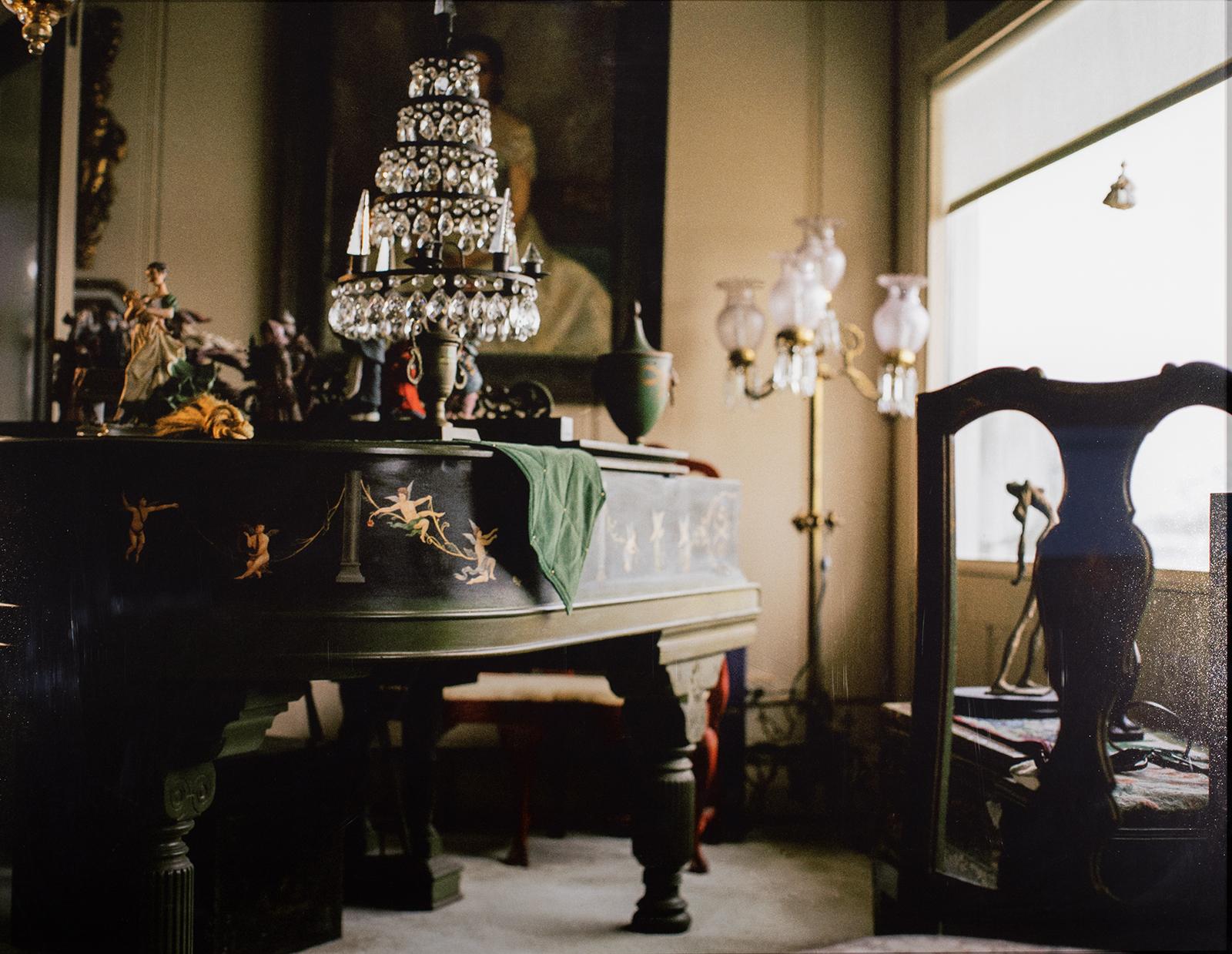 Nicole Cherubini, Rose's House, 2003