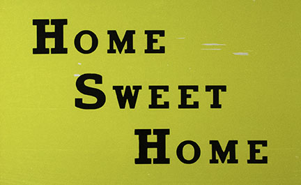 Jeremy Deller, Home Sweet Home, 2006