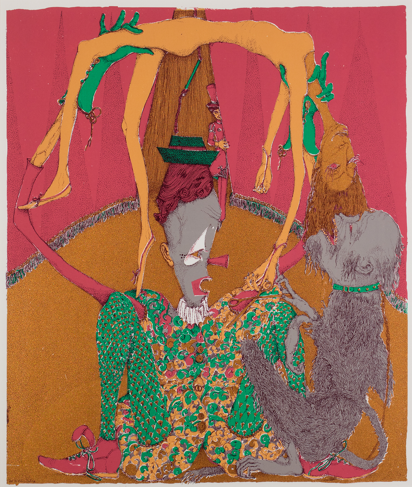 Kai Althoff, Untitled, 2009
