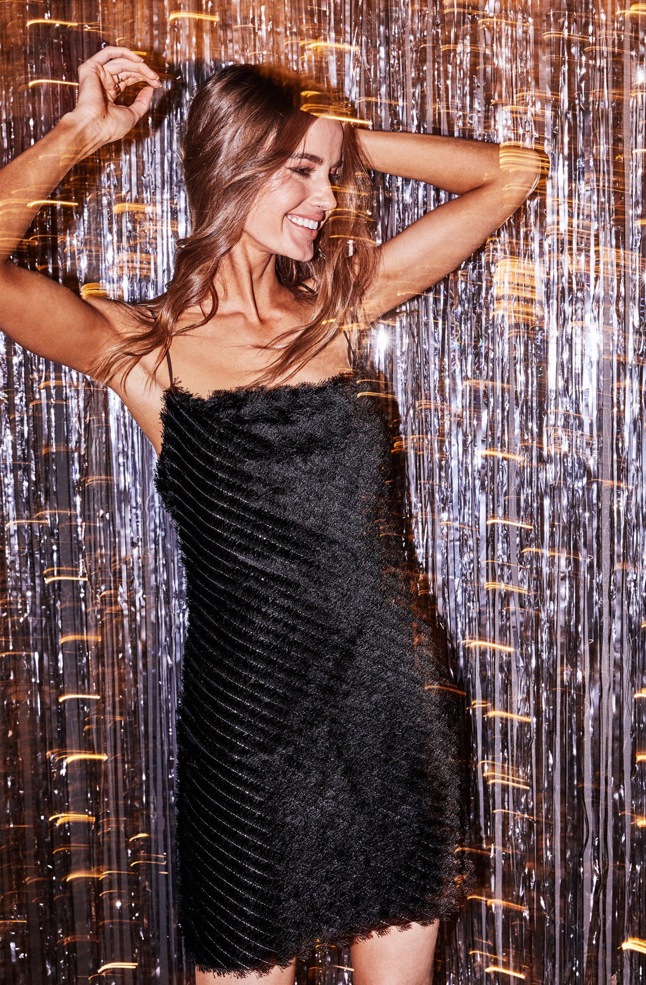 NYE dress - ASTR