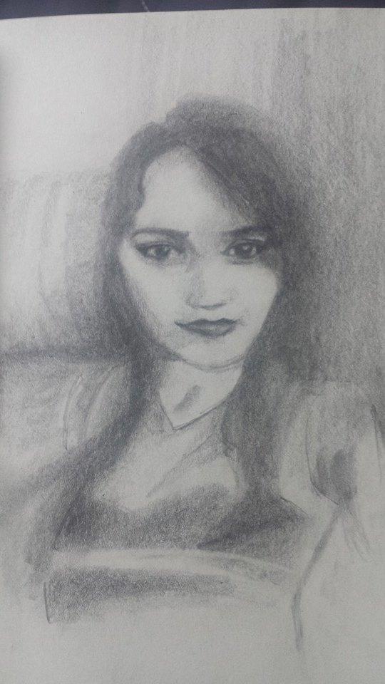 Portrait Sketch #16