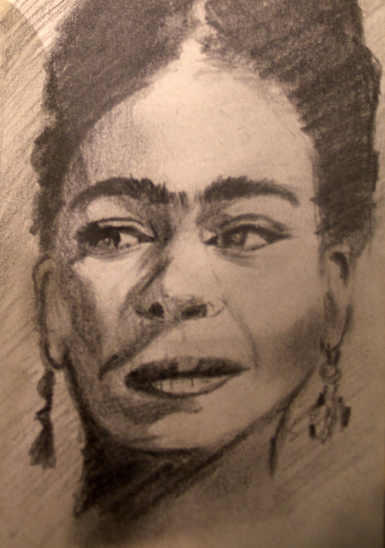 Freda Portrait