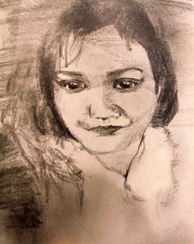 Portrait Sketch #14