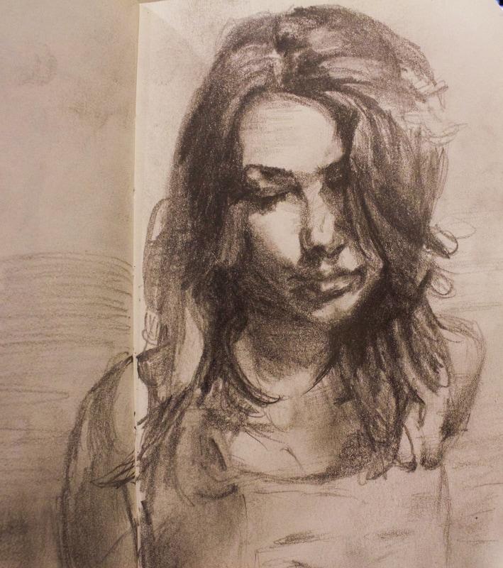 Portrait Study #14