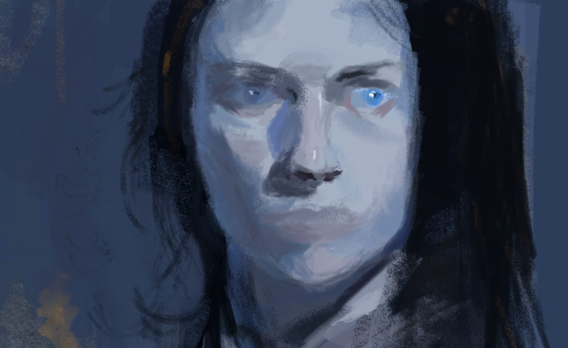 Portrait study 03%0AOn digital, paint%0A15 Mar 2016.jpg