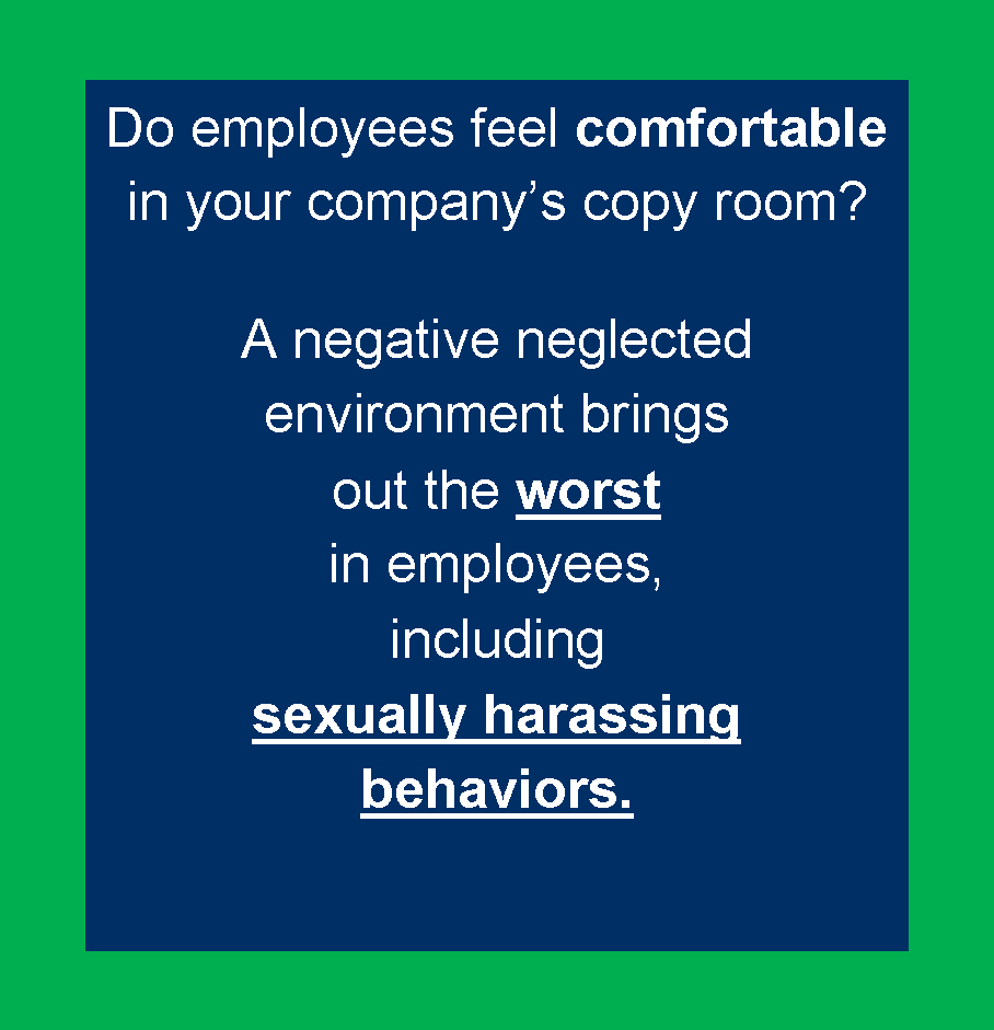 NSFW – Creating a Work Culture Free of Sexual Harassment
