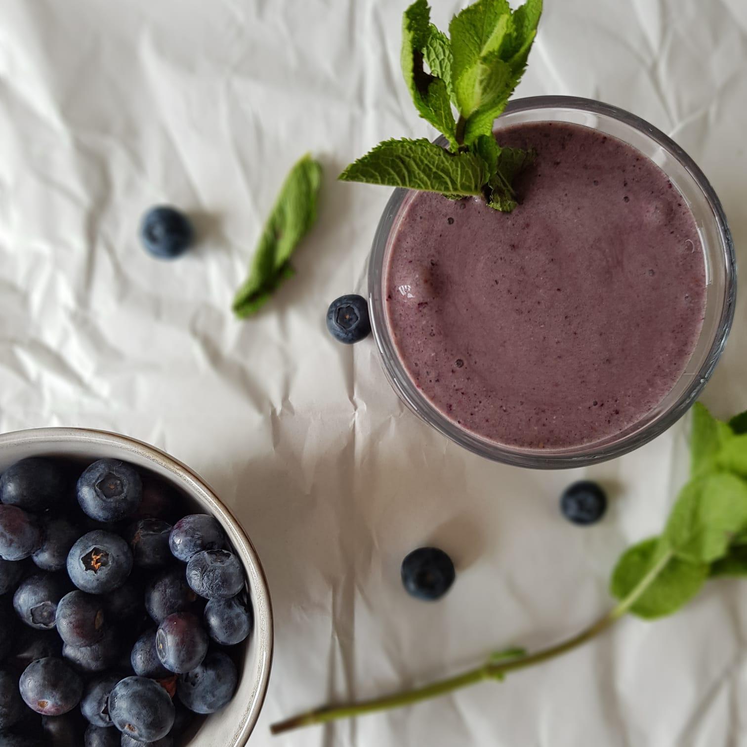 Quick Breakfast Smoothie -