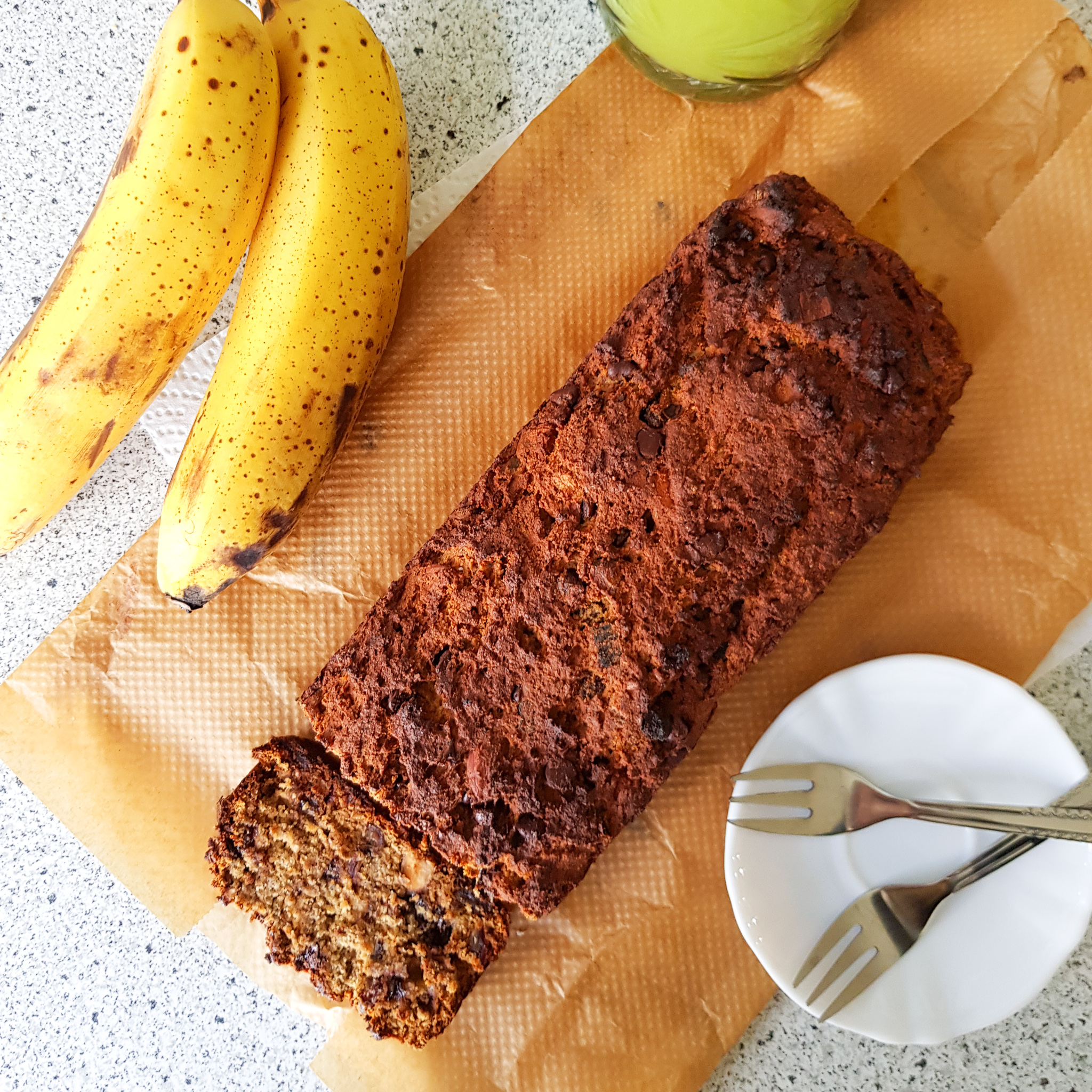 Best Ever Gluten Free Banana Bread -