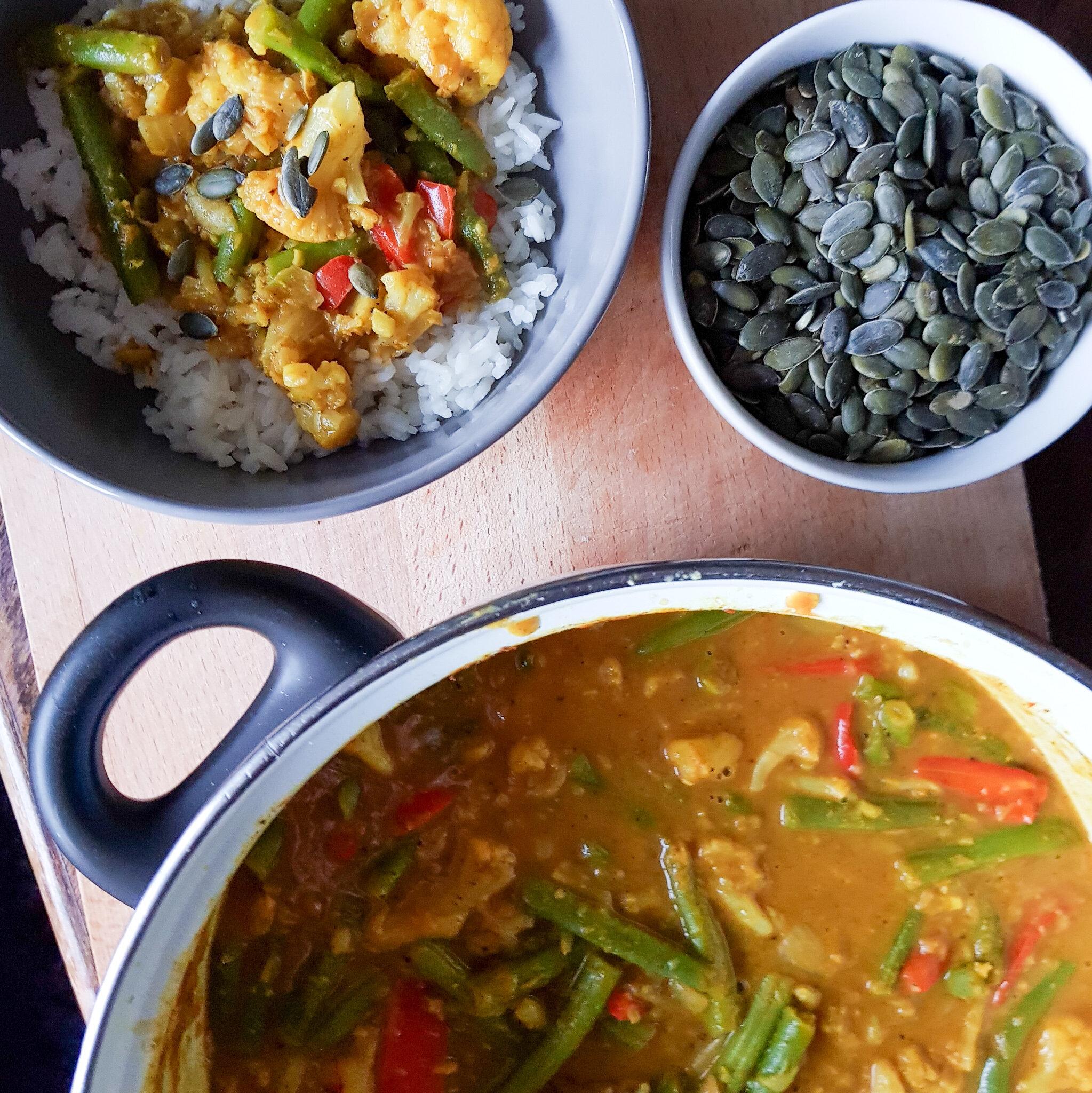 Red Lentil Stew -