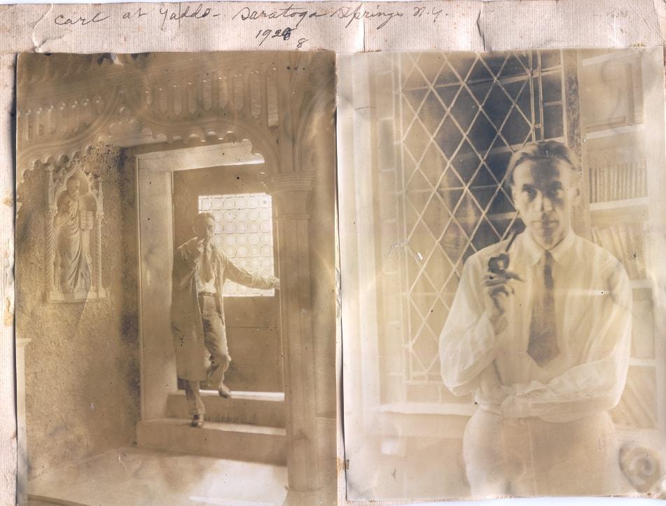 Carl Schmitt - The Man - 1889-1989