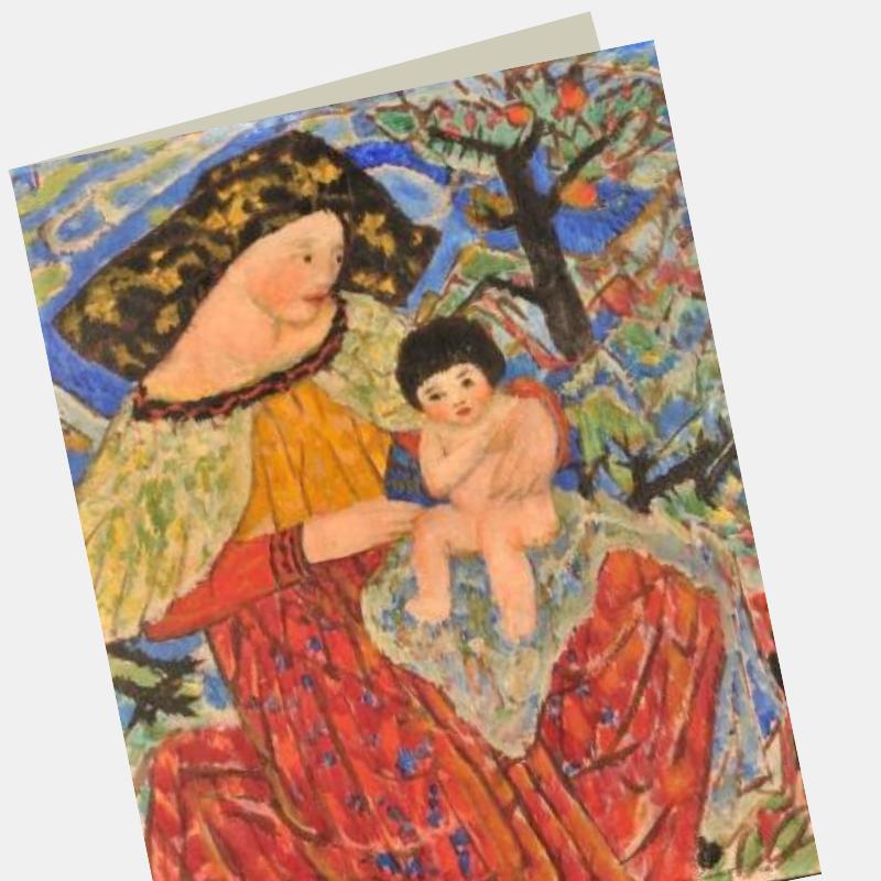 Christmas Cards - Cards featuring the work of Carl Schmitt…