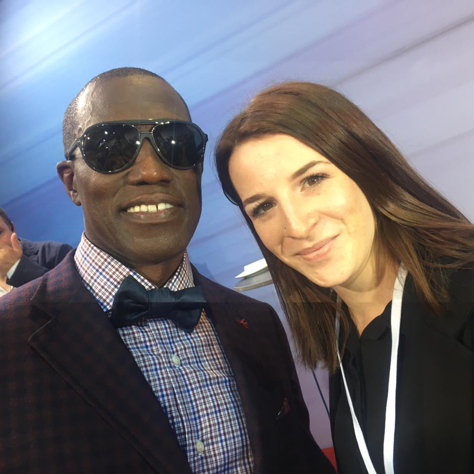 With Wesley Snipes
