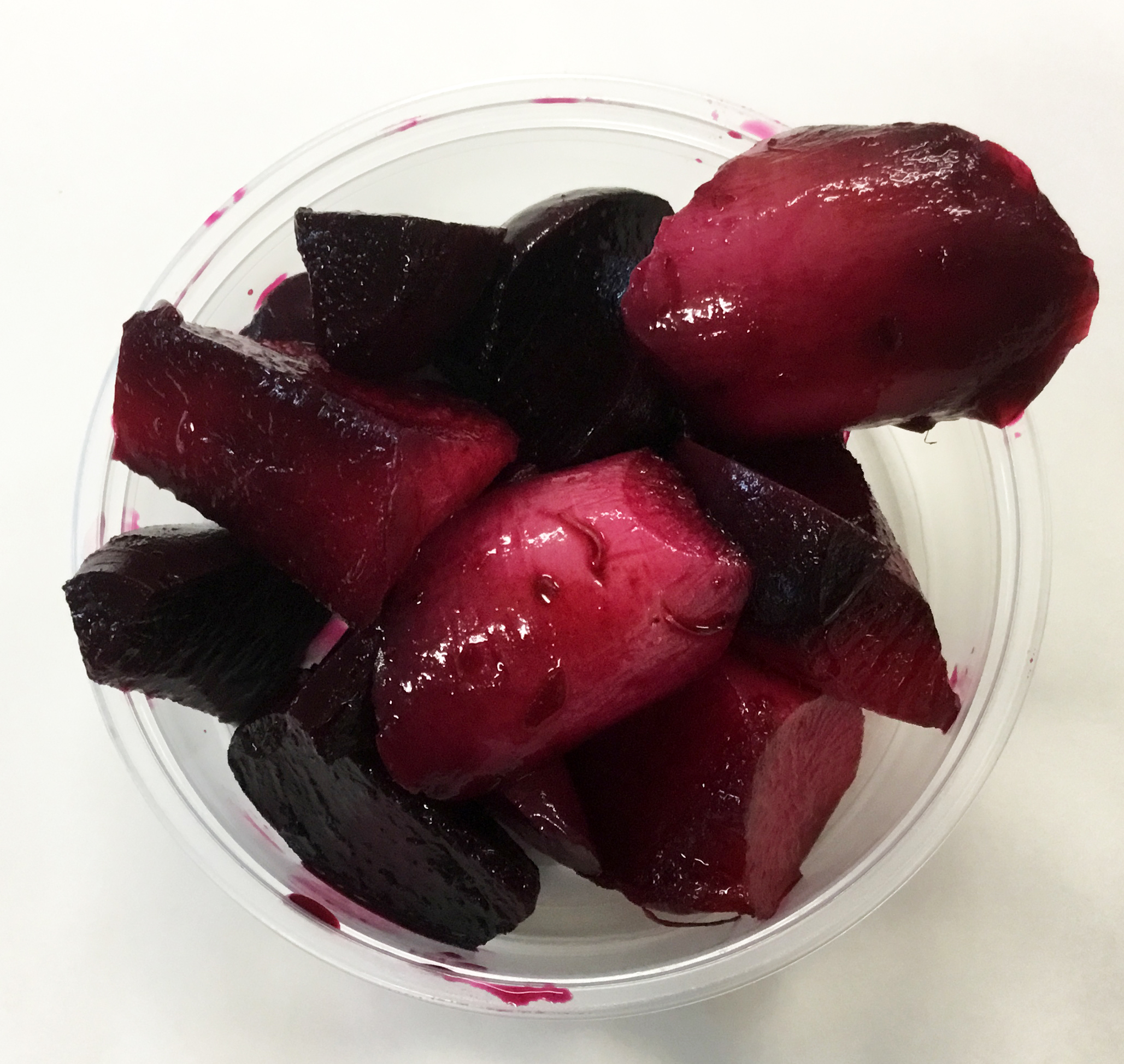 nishime of daikon and beets
